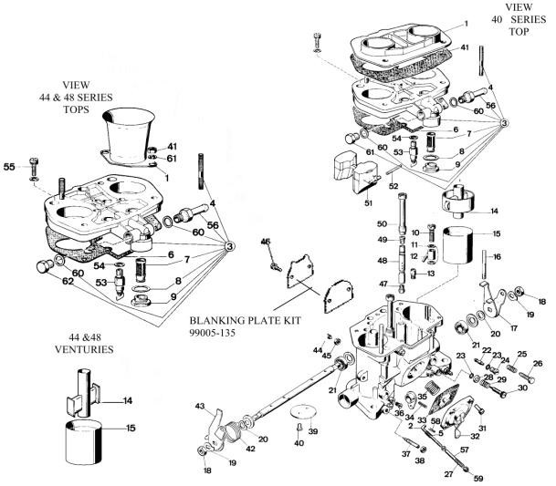 1406 edelbrock carburetor vacuum line diagram  1406  free engine image for user manual download 4 Ford Flathead Duece Ford Flathead 4 Carbs